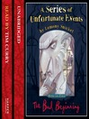 The Bad Beginning (MP3): A Series of Unfortunate Events Series, Book 1